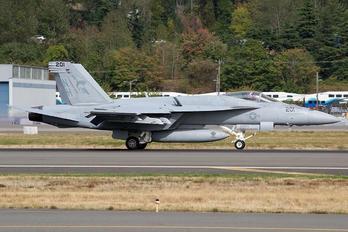 168868 - USA - Navy Boeing F/A-18E Super Hornet