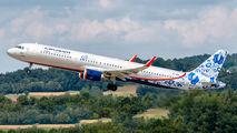 VP-BEE - Aeroflot Airbus A321 aircraft