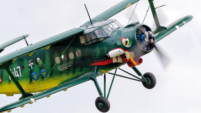 SP-MLP - Museum of Polish Aviation Antonov An-2