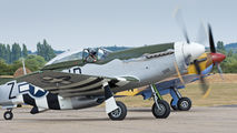N351MX - Private North American P-51D Mustang aircraft