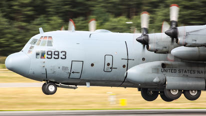 164993 - USA - Navy Lockheed C-130T Hercules