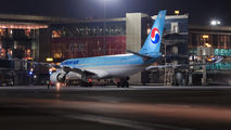 HL7538 - Korean Air Airbus A330-200 aircraft