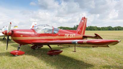 OK-BKT - Private Zlín Aircraft Z-242