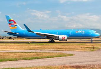 I-NDDL - Arkia Boeing 767-300ER