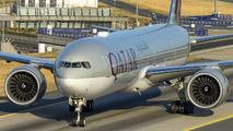 A7-BEV - Qatar Airways Boeing 777-300ER aircraft