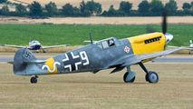 G-AWHH - Air Leasing Ltd Hispano Aviación HA-1112 Buchon aircraft