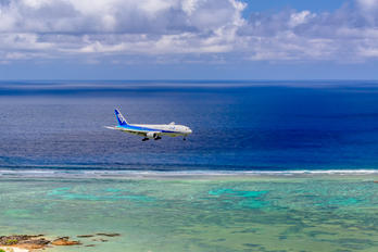 JA742A - ANA - All Nippon Airways - Airport Overview - Photography Location