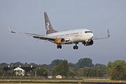 OH-JTZ - Jet Time Boeing 737-700 aircraft