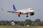 LN-RGM - SAS - Scandinavian Airlines Airbus A320 NEO aircraft