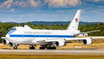 73-1677 - USA - Air Force Boeing E-4B aircraft