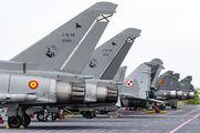 C.16-59 - Spain - Air Force Eurofighter Typhoon aircraft