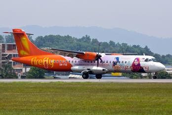 9M-FIB - Firefly ATR 72 (all models)