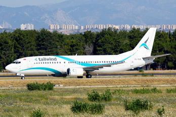 TC-TLD - Tailwind Airlines Boeing 737-400