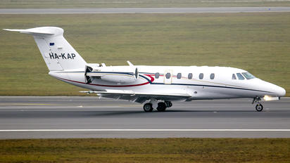 HA-KAP - Jetstream Air Cessna 650 Citation VII