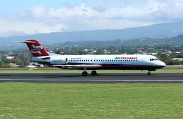 HP-1895PST - Air Panama Fokker 100