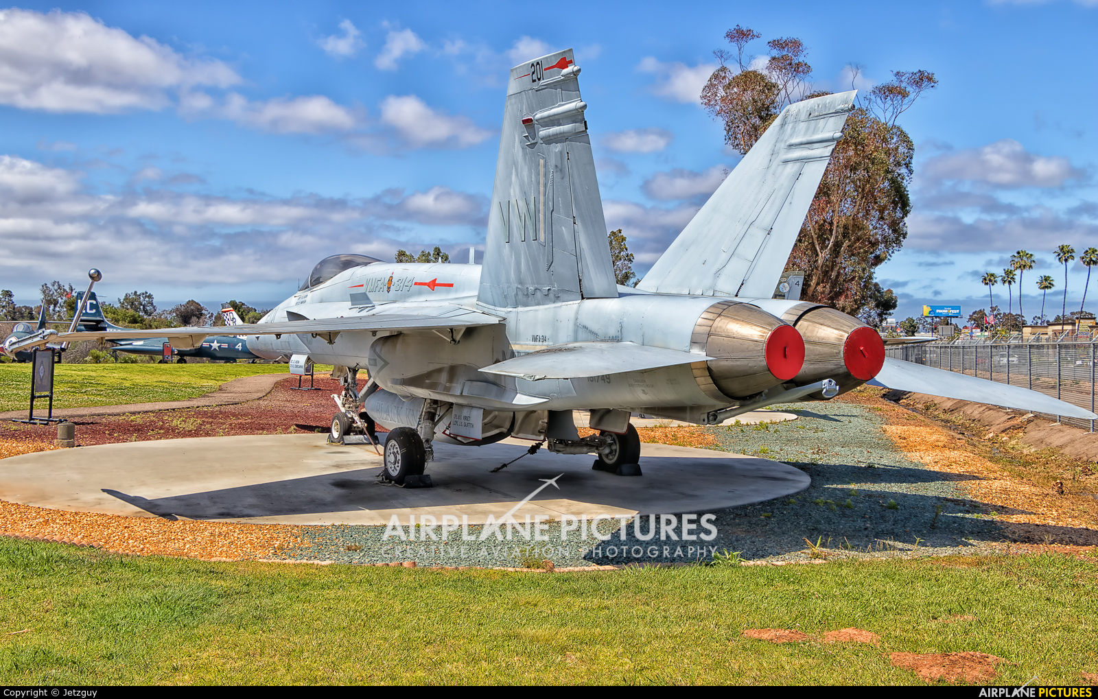 USA - Marine Corps 161749 aircraft at Miramar MCAS - Flying Leatherneck Aviation Museum