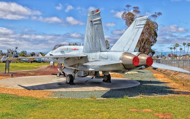 161749 - USA - Marine Corps McDonnell Douglas F/A-18A Hornet