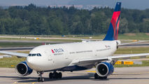 N855NW - Delta Air Lines Airbus A330-200 aircraft