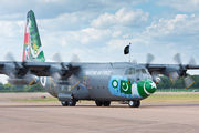 178 - Pakistan - Air Force Lockheed C-130E Hercules aircraft