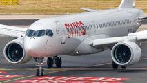 HB-JCL - Swiss Bombardier CS300 aircraft