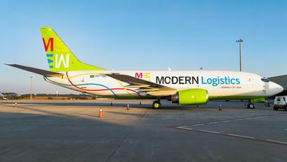 PP-YBC - Modern Logistics Boeing 737-300SF
