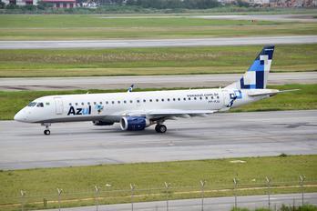 PP-PJU - Azul Linhas Aéreas Embraer ERJ-190 (190-100)