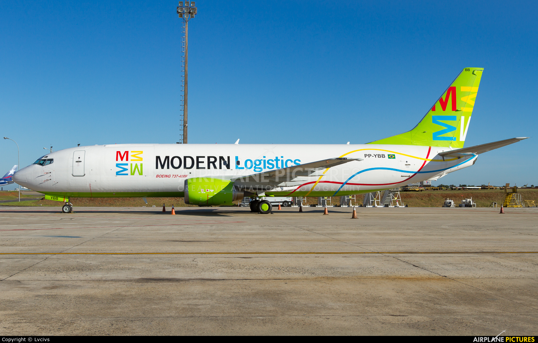 Modern Logistics PP-YBB aircraft at Campinas - Viracopos Intl