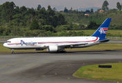 First visit of Amerijet B763 to Medellin title=