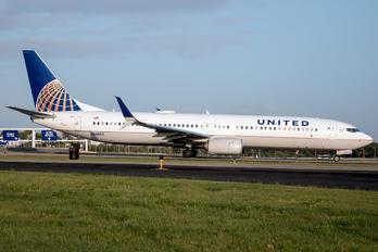 N63899 - United Airlines Boeing 737-900ER