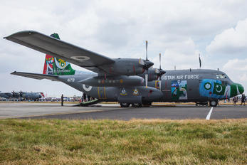 4178 - Pakistan - Air Force Lockheed C-130B Hercules