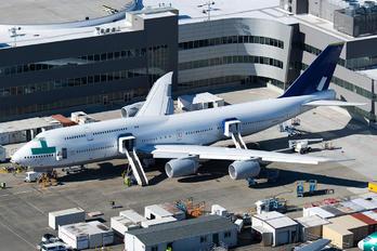 N6067U - Boeing Company Boeing 747-8