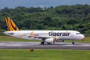 B-50003 - Tigerair Taiwan Airbus A320