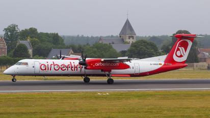 D-ABQS - Air Berlin de Havilland Canada DHC-8-400Q / Bombardier Q400