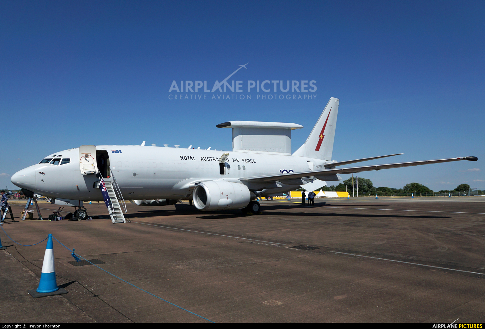 Australia - Air Force A30-001 aircraft at Fairford