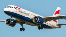 G-TTNC - British Airways Airbus A320 NEO aircraft