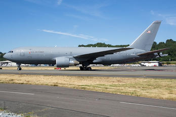N462KC - USA - Air Force Boeing KC-46A Pegasus