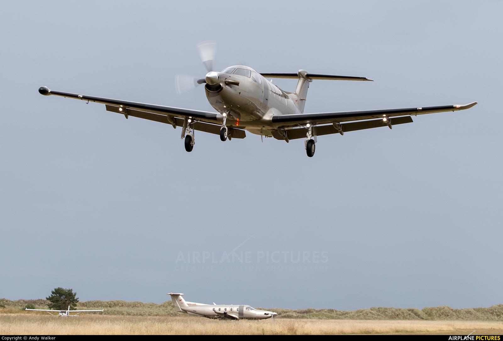 Jetfly Aviation LX-JFQ aircraft at Dornoch