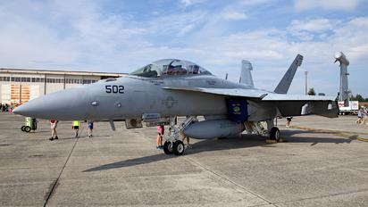 168253 - USA - Navy Boeing EA-18G Growler
