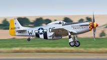 PH-JAT - Private North American P-51D Mustang aircraft