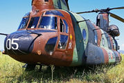 HT.17-05 - Spain - Army Boeing CH-47D Chinook aircraft