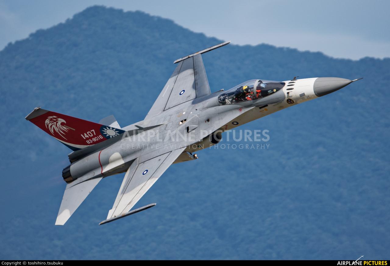 Taiwan - Air Force 83-8016 aircraft at Chihhang/Zhihang AB