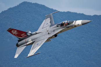 83-8016 - Taiwan - Air Force AIDC F-CK-1A Ching Kuo