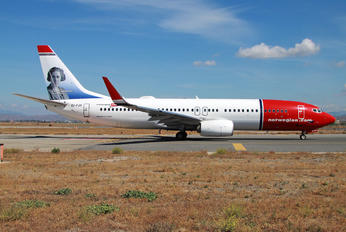 EI-FJY - Norwegian Air International Boeing 737-800