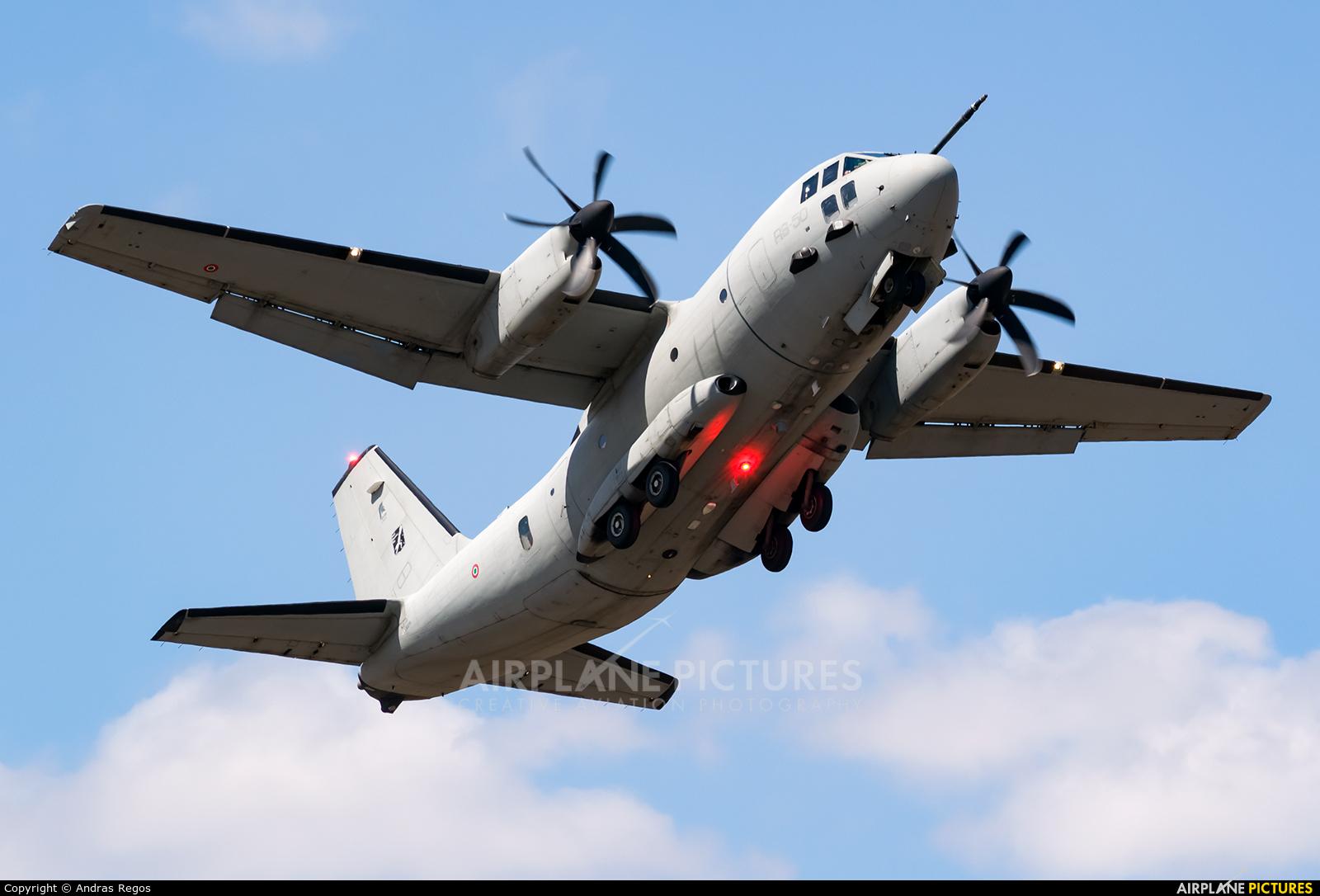 Italy - Air Force RS-50 aircraft at Fairford