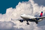 N853NW - Delta Air Lines Airbus A330-200 aircraft
