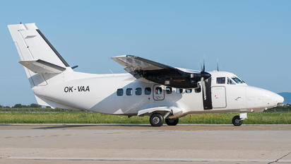 OK-VAA - Van Air Europe LET L-410UVP Turbolet