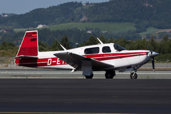D-ETHS - Private Mooney M20K 231