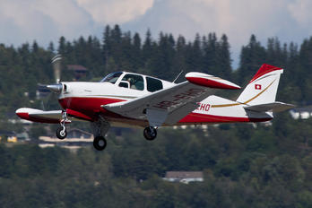 HB-EHO - Private Beechcraft 33 Debonair / Bonanza