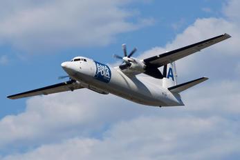 SE-LIP - AmaPola Flyg Fokker 50F