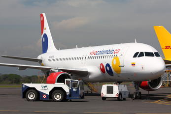 HK-4811X - Viva Colombia Airbus A320